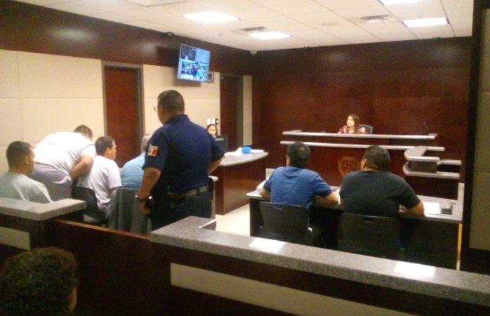 Custodiaron tres municipales a estrangulado durante traslado