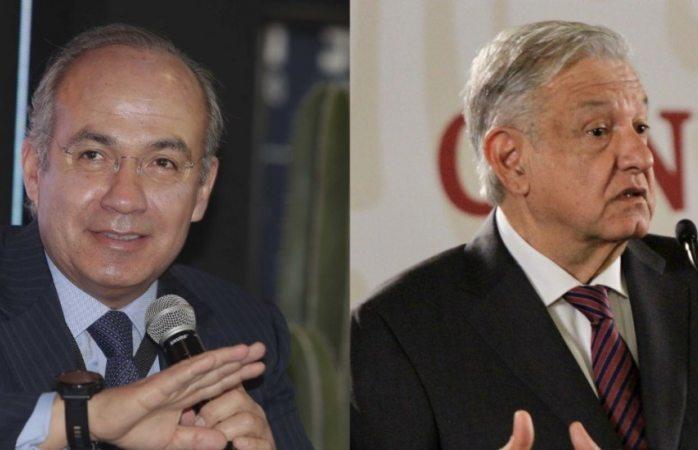 No mezclar política y religión, le dice Calderón a Amlo tras citar a Jesús