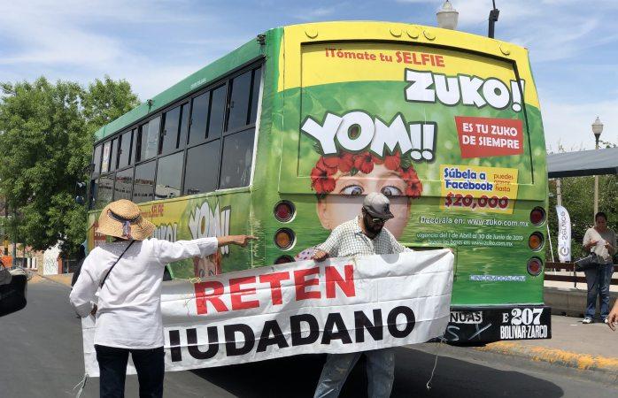 Reanudarán cacería de camiones el 2 de mayo