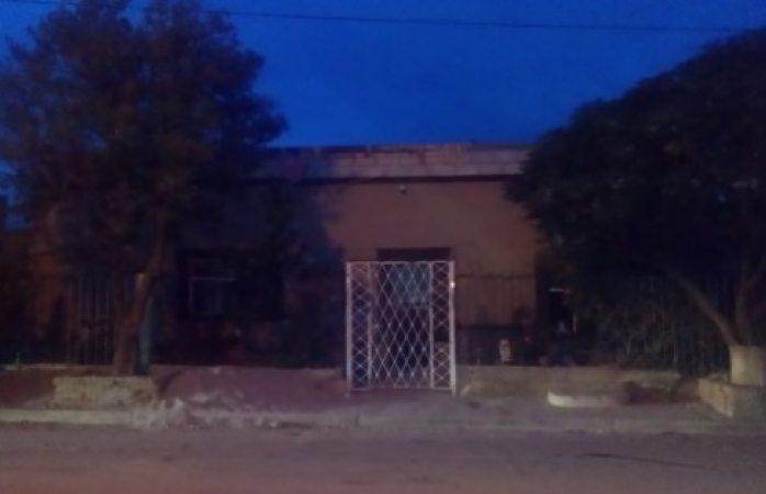 Rafaguean con cuerno de chivo casa en Cuauhtémoc