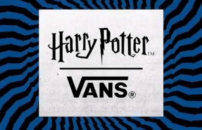 Vans lanzará colección de tenis de Harry Potter