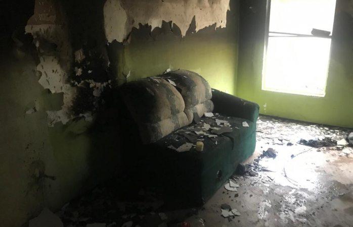 Incendia casa de paracaidistas en punta oriente