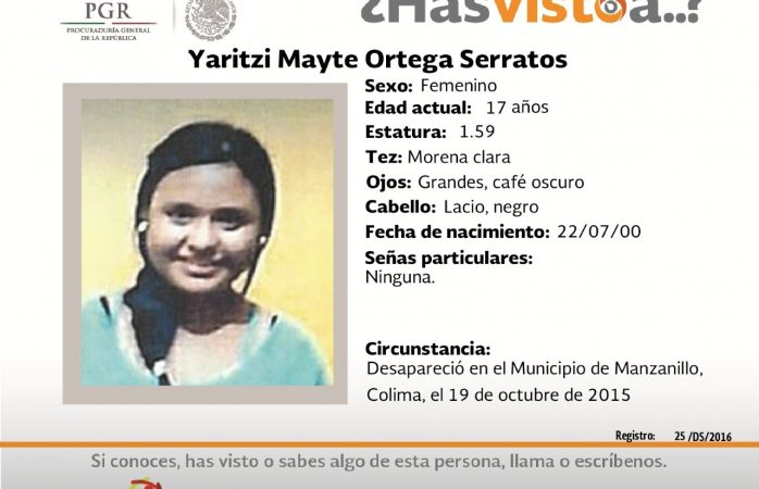 Busca FGR a 7 desaparecidos