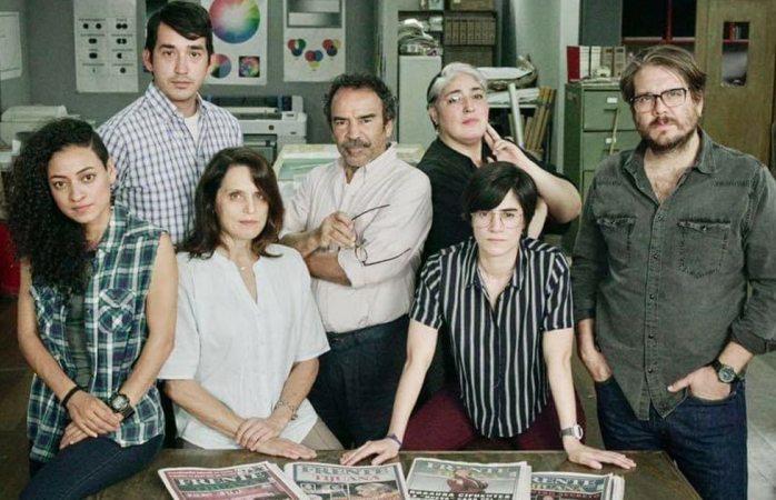 Tijuana, la serie que aborda los riesgos del periodismo