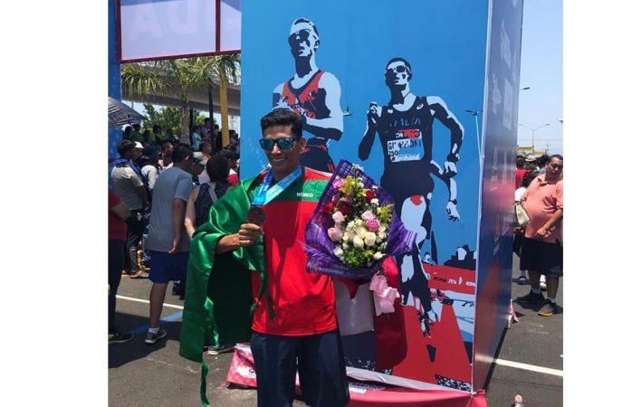 Logra chihuahuense Horacio Nava bronce en copa panamericana de marcha