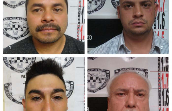 Sentencian a cuatro por delitos sexuales