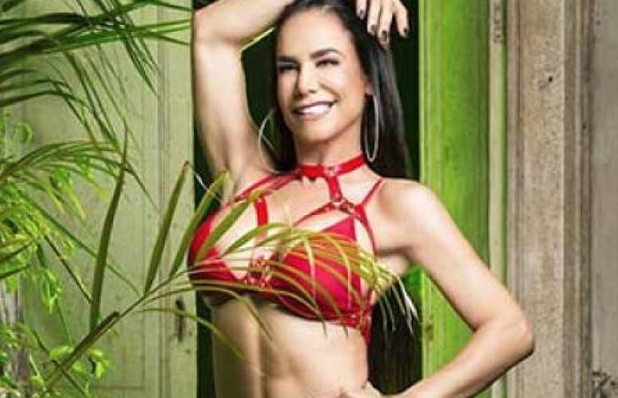 Lis vega desaparece bikini en sensual foto