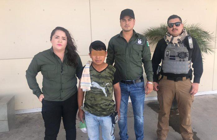 Huye adolescente de su casa en Sinaloa, lo hallan en campo de durazno en Janos