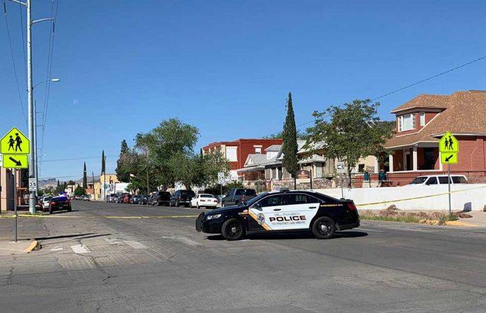 Queda uno herido tras balacera en El Paso