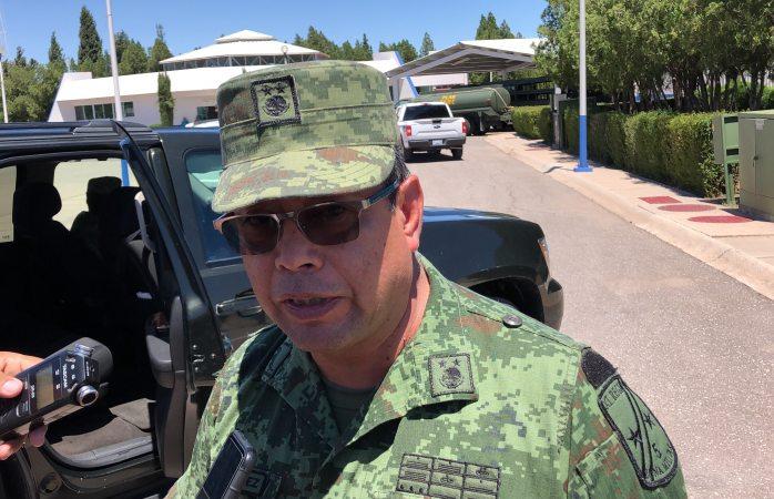 Desconoce comandante ubicación de guardia nacional