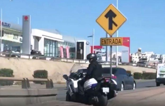 Se esconden tránsitos para multar