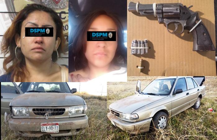 Detienen dos mujeres en tiroteo de riberas