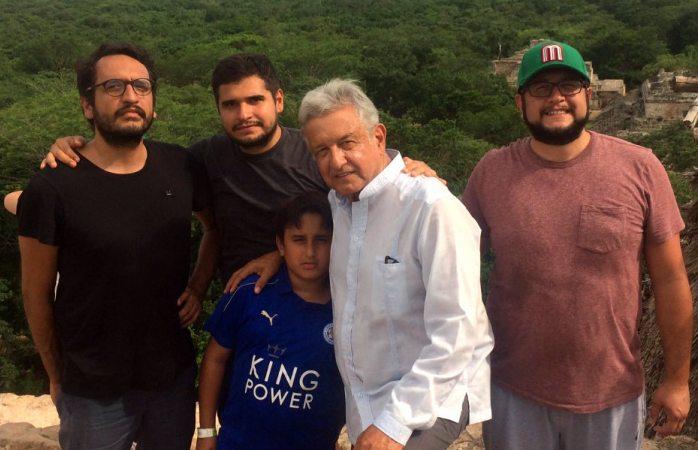 Hijos mayores de López Obrador lanzan empresa chocolatera