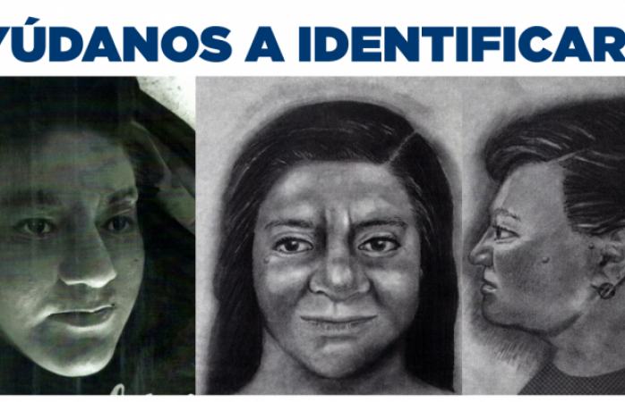 Piden apoyo para identificar a mujer muerta en canal de Delicias