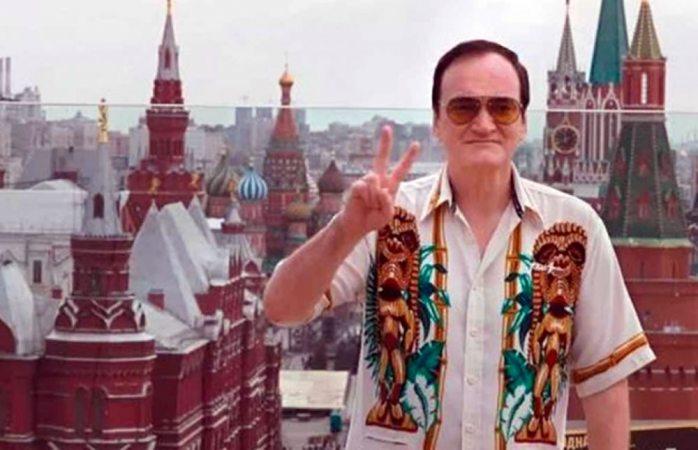 Se cancela la master class de Quentin Tarantino en Cdmx