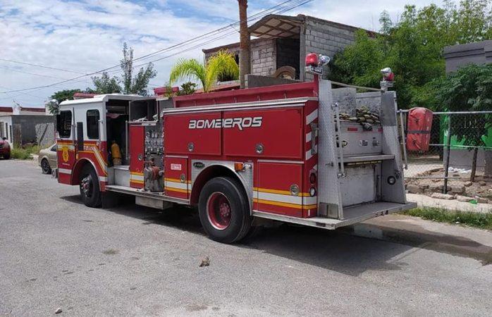 Incendio deja una persona intoxicada en Camino Real