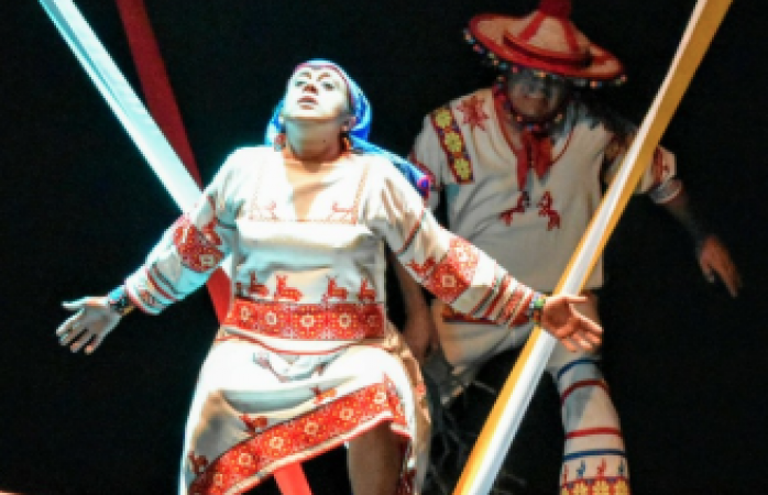 Anuncian versión indígena de Romeo y Julieta