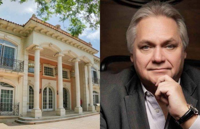 Quién es el empresario Carlos Bremer que compró la residencia Zhenli Ye Gon