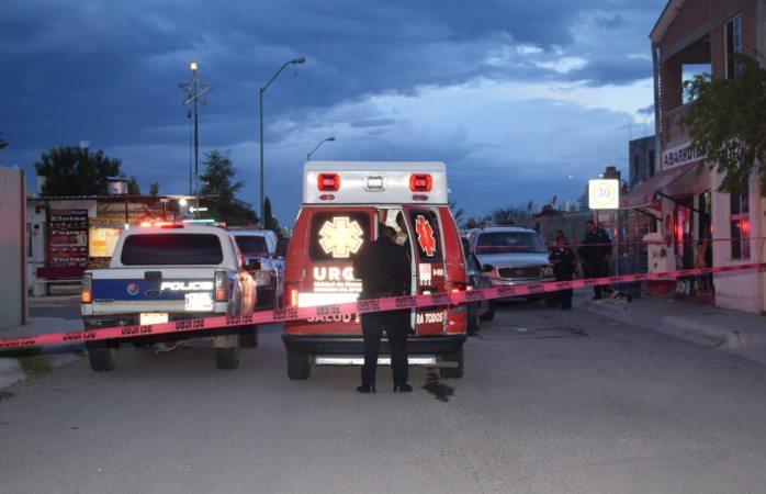 Un herido y dos detenidos tras riña a balazos en Punta Naranjos