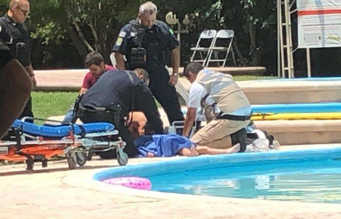 Muere ahogado niño de 5 años en alberca