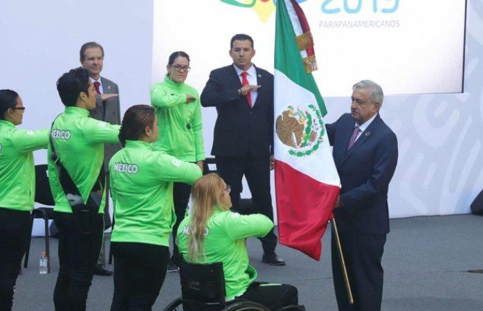 También habrá becas para deportistas parapanamericanos