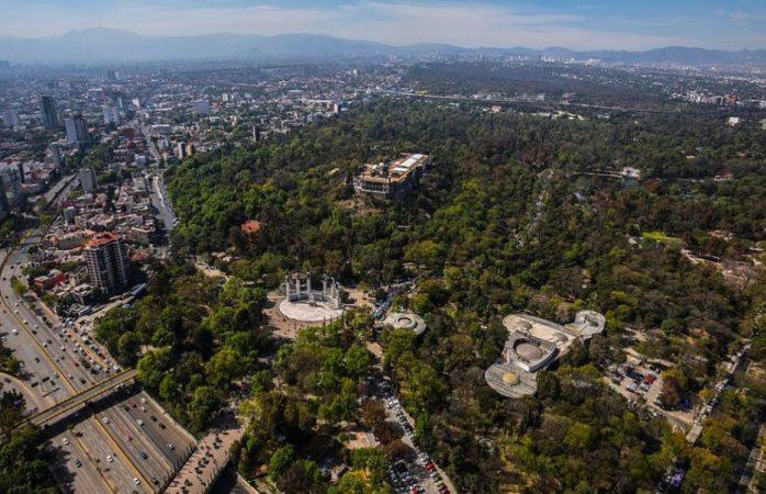 Gana premio a mejor parque urbano Bosque de Chapultepec