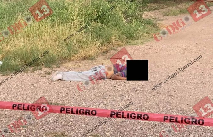 Identifican al ejecutado en carretera de villa lópez