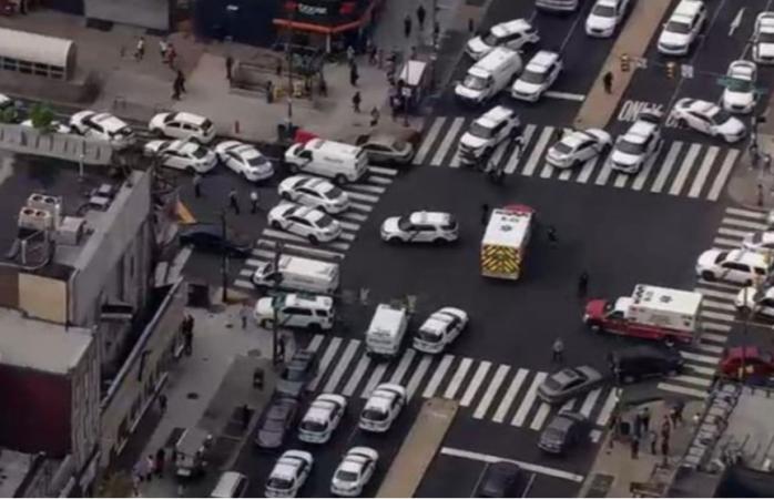 Tiroteo en Filadelfia: varios policías heridos