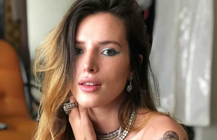 Bella Thorne, exchica Disney, debutará en la industria porno