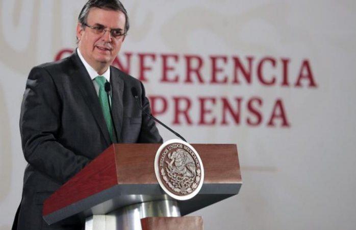 Programas de amlo beneficiarán a 33 mil de El Salvador y Honduras: Ebrard
