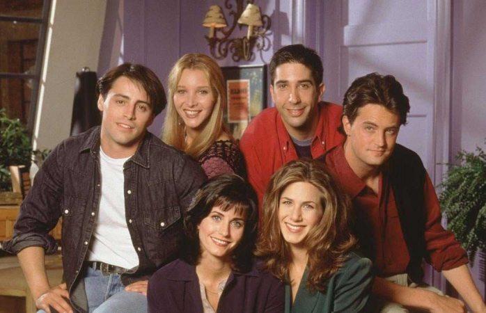Pasarán episodios de friends en el cine por su 25 aniversario