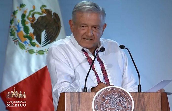 López Obrador define los ejes de gasto para 2020