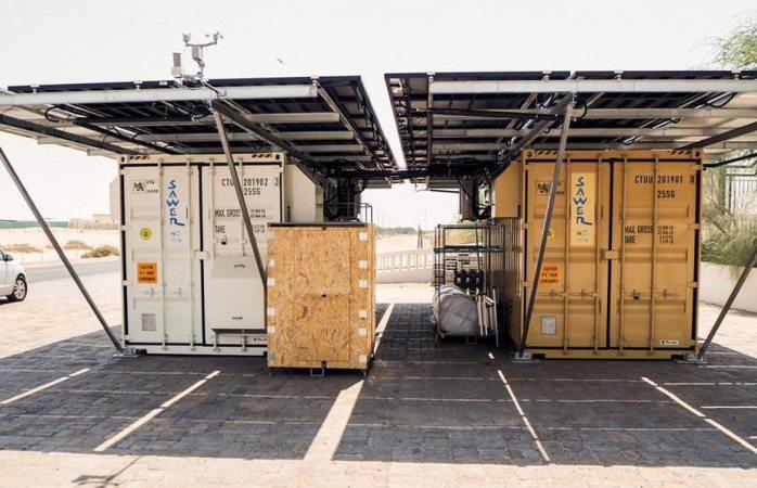 Científicos checos crean prototipo para extraer agua potable del aire
