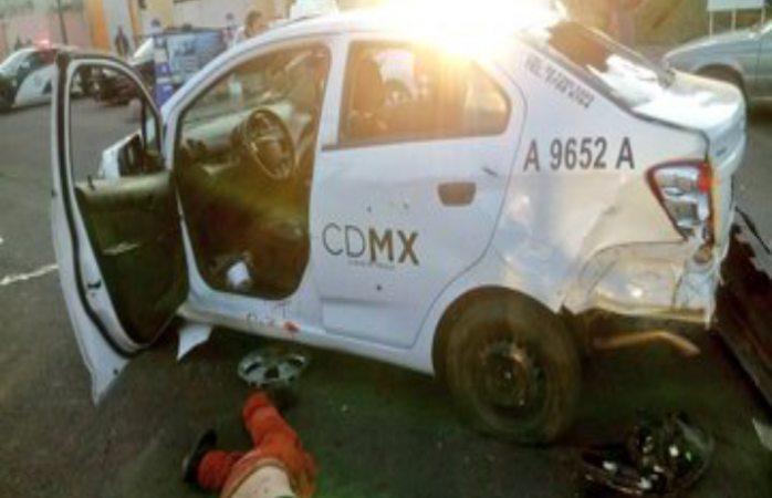 Captan en video persecución y balacera en el Estado de México