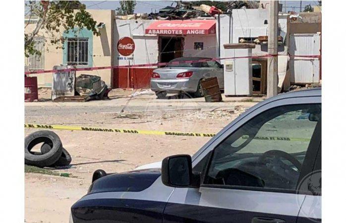 Lo ejecutan dentro de tienda de abarrotes en Juárez