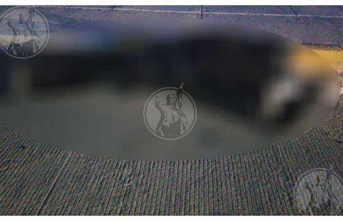 Hallan cadáver envuelto con plástico en Juárez