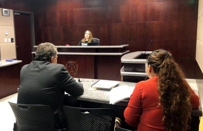 Ante el juez armando quintana, exdirector de la auditoria superior del estado