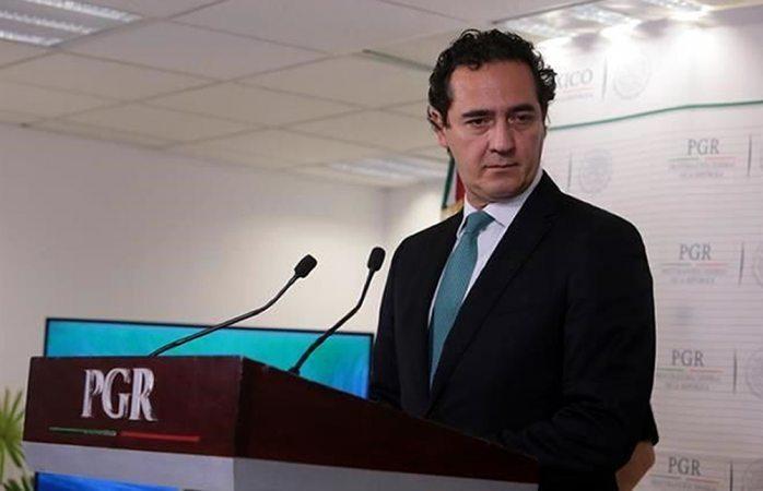 Admitió FGR denuncias contra elías beltrán ex titular de la PGR