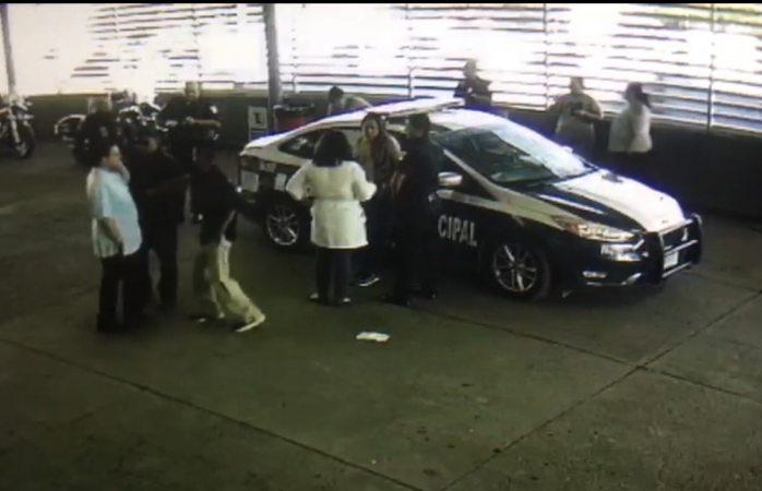 Policías no son suspendidos pese a agresiones contra doctora