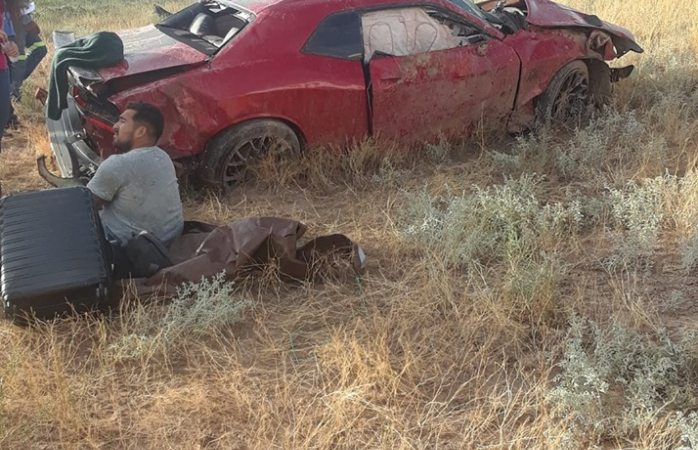 Buscan a familiares de accidentados en carretera a Juárez