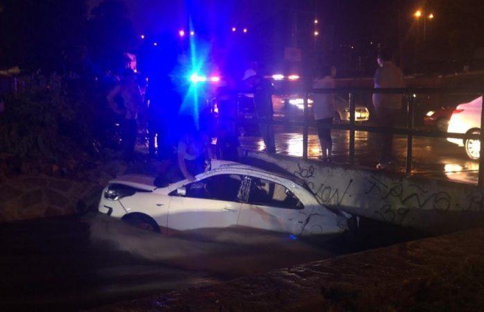 Atendieron 45 inundaciones y 19 rescates por lluvias
