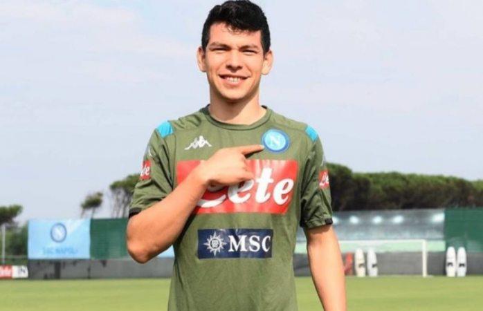 El Nápoles ficha al Chucky Lozano por 43 mde