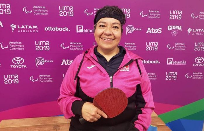 Gana México primer oro en en parapanamericanos