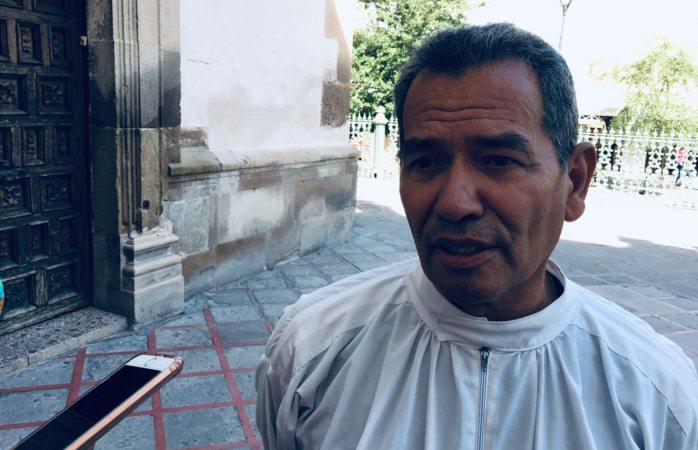 Aún se respeta a sacerdotes en zonas de alto riesgo: Negris