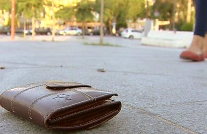 Solicitan apoyo para encontrar cartera extraviada