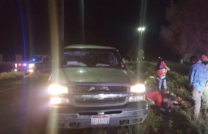 Volcadura deja un fallecido al sur de Nuevo Casas Grandes