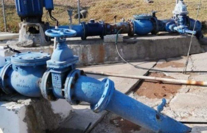 Al menos 25 colonias no tendrán Agua los días 5 y 6 de diciembre