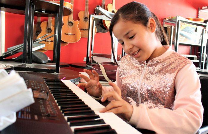 Invita secretaría de educación a concierto estudiantil música en mi escuela