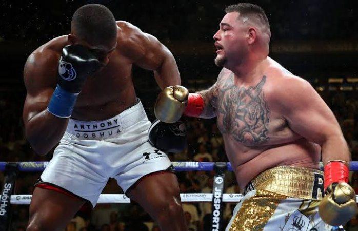 Andy Ruiz se encuentra muy motivado para su próxima pelea