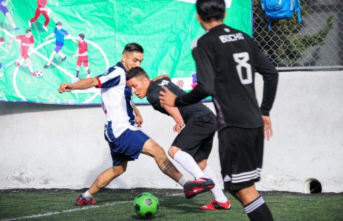 Un éxito el torneo un gol por la inclusión